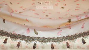 текстиль для ванной в классическом стиле