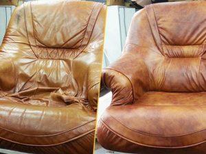 перетяжка и обивка мебели