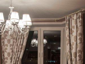 шторы в гостиную на заказ