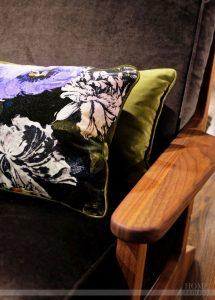 подушки с кантом